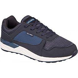 Willard RULE čierna 43 - Pánska voľnočasová obuv