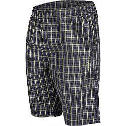 Willard WOODY zelená XXL - Pánske plátené šortky