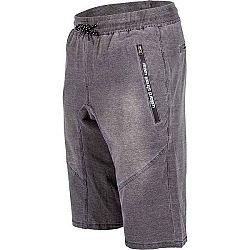 Willard ZAB sivá S - Pánske šortky