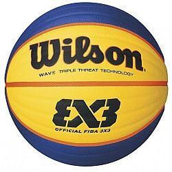 Wilson FIBA 3X3 GAME BSKT  NS - Basketbalová lopta