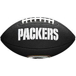 Wilson MINI NFL TEAM SOFT TOUCH FB BL GB   - Mini lopta na americký futbal