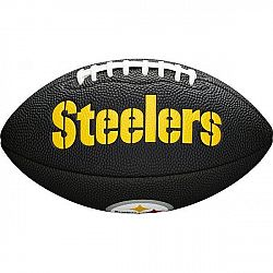 Wilson MINI NFL TEAM SOFT TOUCH FB BL PT   - Mini lopta na americký futbal