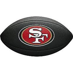 Wilson MINI NFL TEAM SOFT TOUCH FB BL SF  NS - Mini lopta na americký futbal