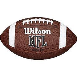 Wilson NFL JR FBALL BULK XB   - Lopta na americký futbal