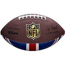 Wilson NFL UNION JACK  NS - Lopta na americký futbal
