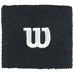 Wilson W WRISTBAND biela  - Tenisové potítko