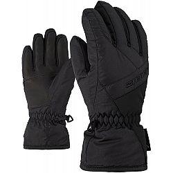 Ziener LINARD GTX JUNIOR čierna 6 - Detské rukavice